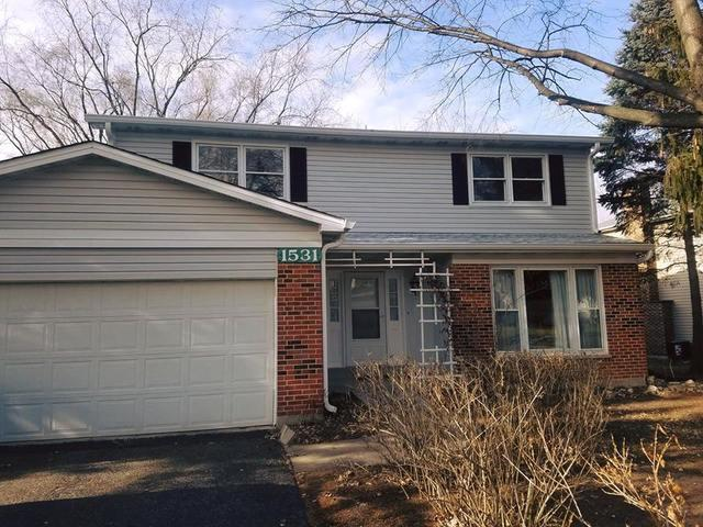 1531 Hampton Court, Naperville, IL 60565 (MLS #09834293) :: The Wexler Group at Keller Williams Preferred Realty