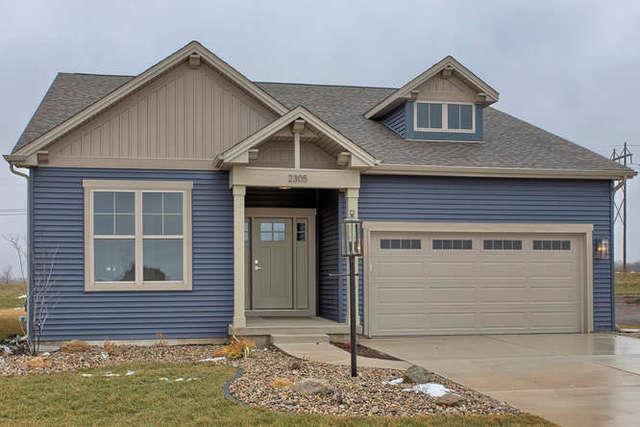 2305 Lovie Lane, Champaign, IL 61822 (MLS #09834319) :: Ryan Dallas Real Estate