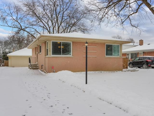 1159 S Mitchell Avenue, Arlington Heights, IL 60005 (MLS #09834376) :: The Jacobs Group