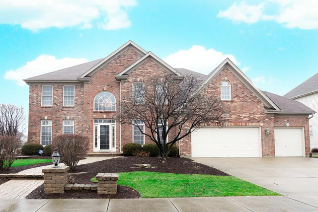 3619 Brooksedge Avenue, Naperville, IL 60564 (MLS #09834611) :: The Wexler Group at Keller Williams Preferred Realty