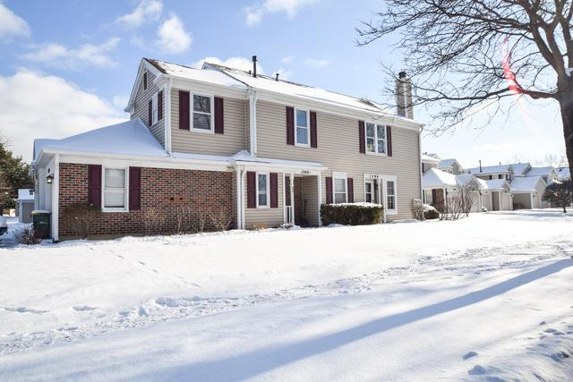 1500 Gibson Drive A, Elk Grove Village, IL 60007 (MLS #09834676) :: The Jacobs Group