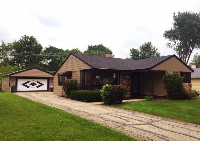 3007 Hawk Lane, Rolling Meadows, IL 60008 (MLS #09835024) :: RE/MAX Unlimited Northwest