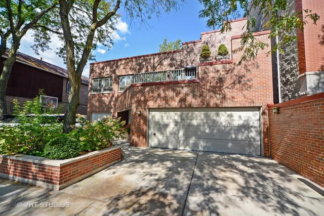 750 W Willow Street A, Chicago, IL 60614 (MLS #09835033) :: The Perotti Group