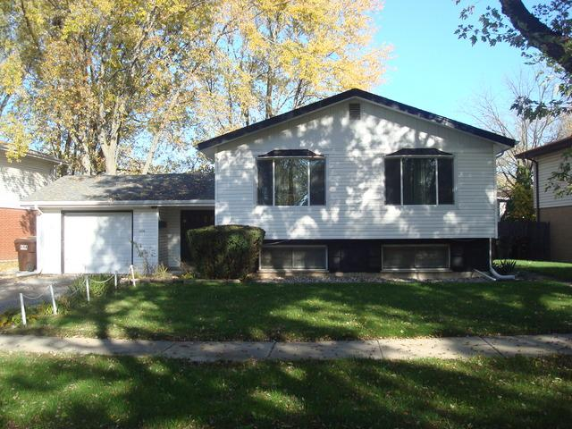 1256 Jamie Lane, Homewood, IL 60430 (MLS #09835186) :: The Wexler Group at Keller Williams Preferred Realty