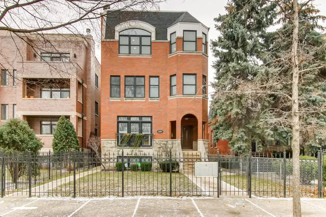 2449 W Logan Boulevard 3N, Chicago, IL 60647 (MLS #09835188) :: Property Consultants Realty