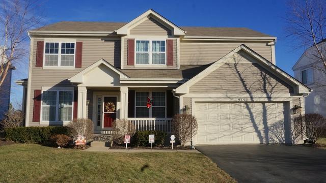 9350 Diana Lane, Huntley, IL 60142 (MLS #09835370) :: Lewke Partners