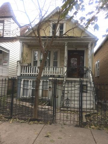 2424 N Monticello Avenue, Chicago, IL 60647 (MLS #09835406) :: Property Consultants Realty