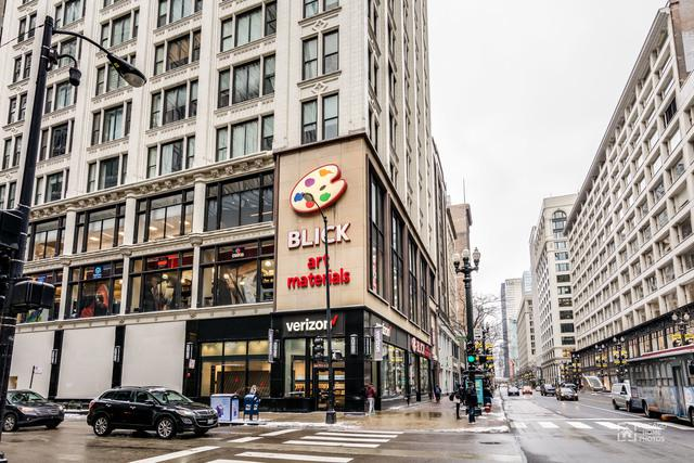 8 W Monroe Street #600, Chicago, IL 60603 (MLS #09835702) :: Property Consultants Realty