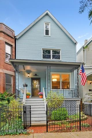 2721 N Mozart Street, Chicago, IL 60647 (MLS #09835724) :: Property Consultants Realty