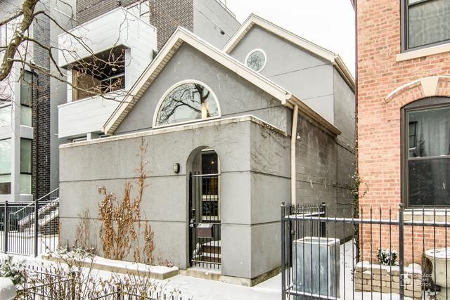950 N Honore Street, Chicago, IL 60622 (MLS #09835766) :: The Perotti Group