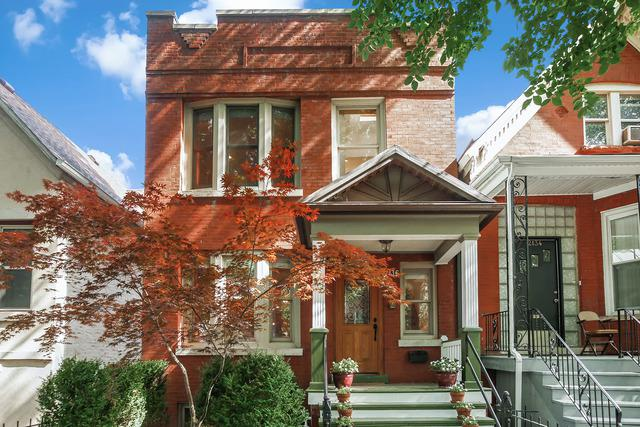 2136 W Thomas Street, Chicago, IL 60622 (MLS #09835812) :: The Perotti Group
