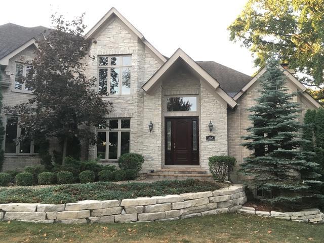 302 Old Oak Court, Burr Ridge, IL 60527 (MLS #09835830) :: The Wexler Group at Keller Williams Preferred Realty