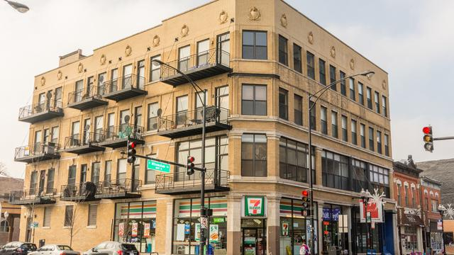 1400 N Milwaukee Avenue #207, Chicago, IL 60622 (MLS #09835882) :: Property Consultants Realty