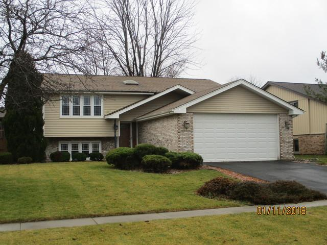 13717 W Deervalley Drive, Homer Glen, IL 60491 (MLS #09835909) :: The Jacobs Group