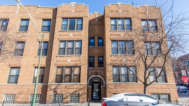 1001 N Campbell Avenue #2, Chicago, IL 60622 (MLS #09835990) :: The Perotti Group