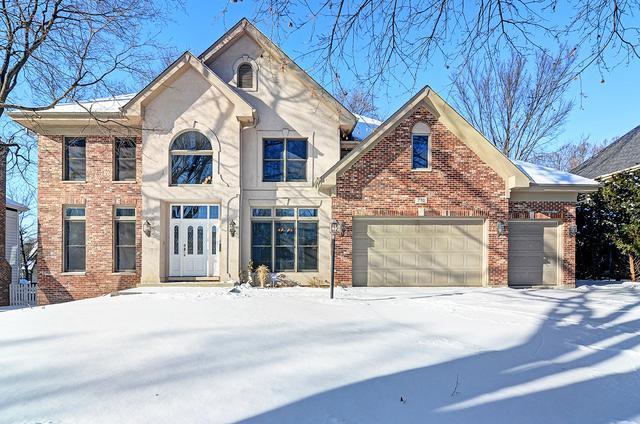 710 N Oak Street, Hinsdale, IL 60521 (MLS #09836028) :: The Wexler Group at Keller Williams Preferred Realty