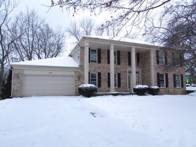 105 Covington Drive, Barrington, IL 60010 (MLS #09836121) :: Lewke Partners