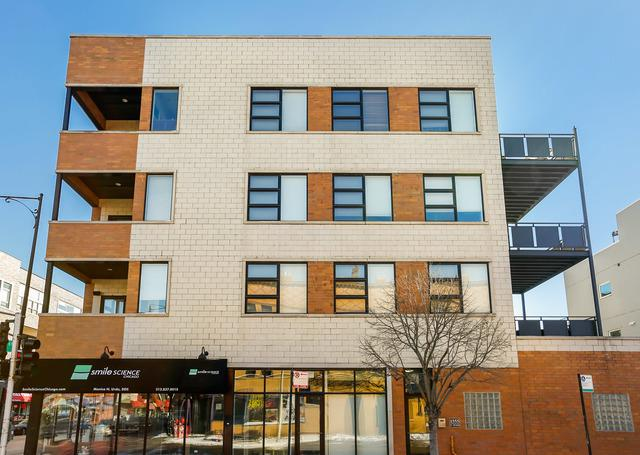 1555 N Wood Street #303, Chicago, IL 60622 (MLS #09836136) :: Property Consultants Realty