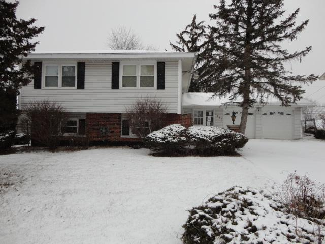 1360 Nottingham Lane, Hoffman Estates, IL 60169 (MLS #09836176) :: RE/MAX Unlimited Northwest