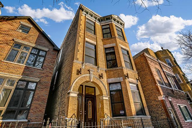 1129 N Mozart Street #2, Chicago, IL 60622 (MLS #09836328) :: The Perotti Group