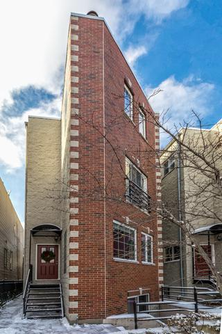 1266 N Wood Street #1, Chicago, IL 60622 (MLS #09836394) :: Property Consultants Realty