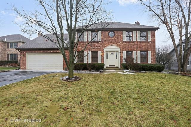 8513 Clynderven Road, Burr Ridge, IL 60527 (MLS #09836620) :: The Wexler Group at Keller Williams Preferred Realty