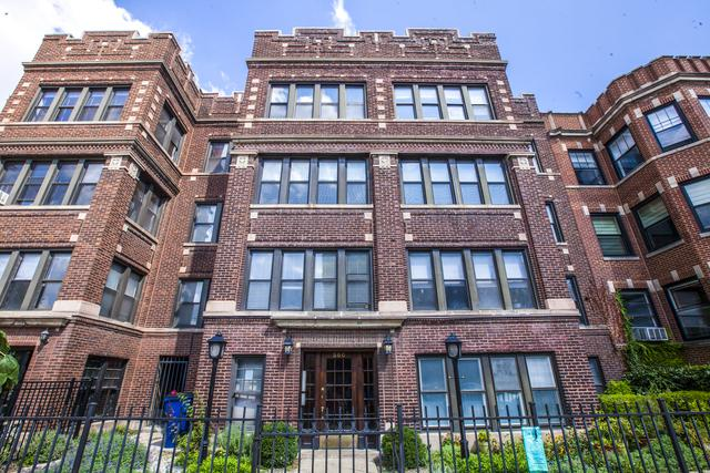 560 W Roscoe Street 2E, Chicago, IL 60657 (MLS #09836925) :: Property Consultants Realty