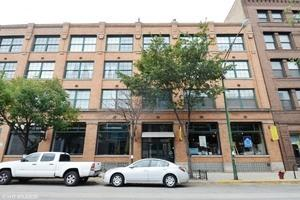 110 N Peoria Street #205, Chicago, IL 60607 (MLS #09837115) :: The Perotti Group