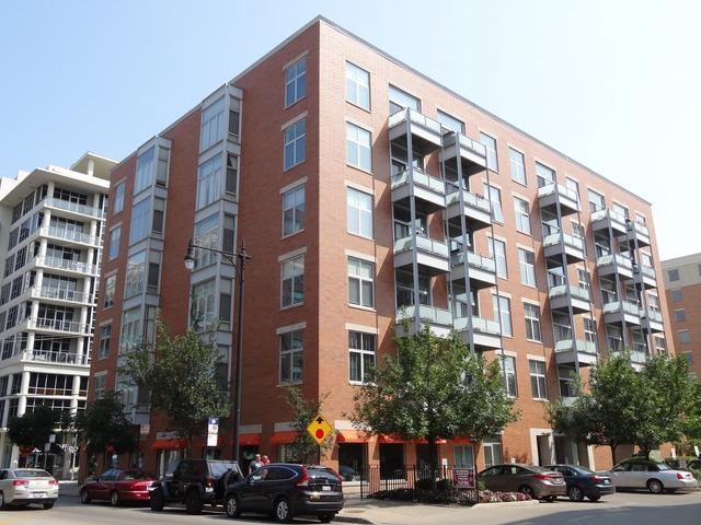 939 W Madison Street #503, Chicago, IL 60607 (MLS #09837155) :: The Perotti Group