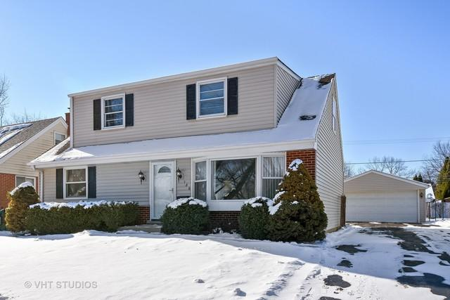 180 Cherrywood Road, Buffalo Grove, IL 60089 (MLS #09837174) :: Lewke Partners
