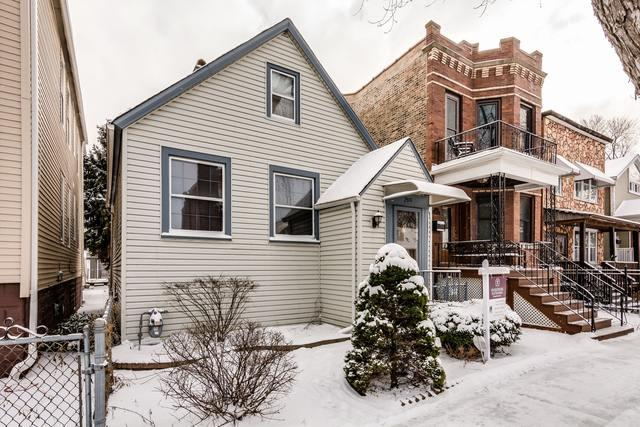 2515 N Fairfield Avenue, Chicago, IL 60647 (MLS #09837265) :: Property Consultants Realty