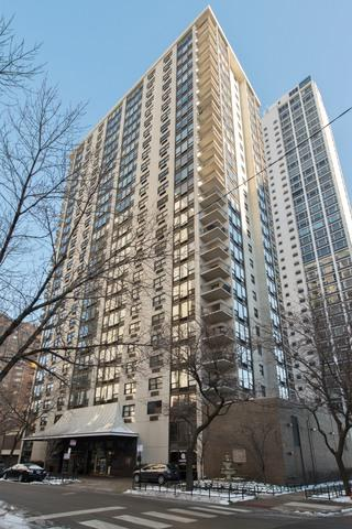 1313 N Ritchie Court #504, Chicago, IL 60610 (MLS #09837300) :: Property Consultants Realty