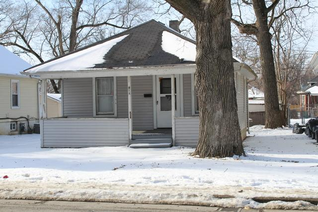 415 N Briggs Street N, Joliet, IL 60432 (MLS #09837301) :: The Wexler Group at Keller Williams Preferred Realty