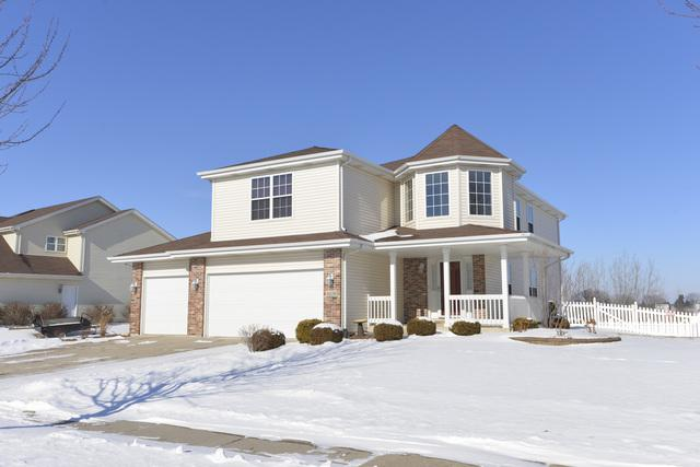 16359 Celtic Circle, Manhattan, IL 60442 (MLS #09837309) :: The Wexler Group at Keller Williams Preferred Realty