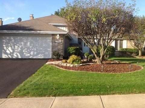 17216 Fox Grove Lane, Tinley Park, IL 60487 (MLS #09837371) :: The Wexler Group at Keller Williams Preferred Realty