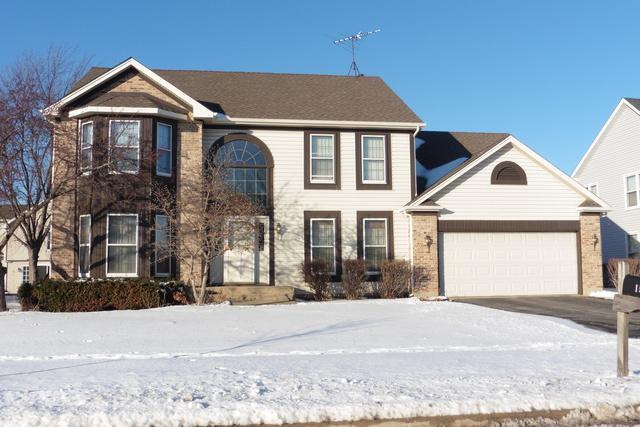 1510 Crowfoot Circle S, Hoffman Estates, IL 60194 (MLS #09837388) :: RE/MAX Unlimited Northwest