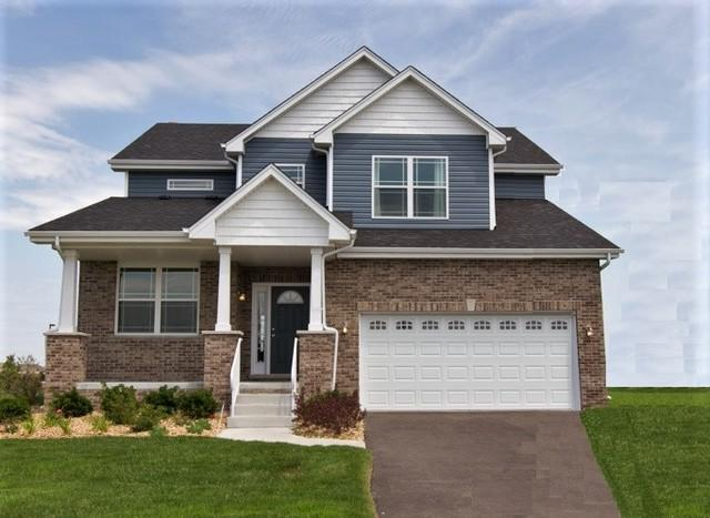 Lot 47 Dundee Drive, New Lenox, IL 60451 (MLS #09837434) :: The Wexler Group at Keller Williams Preferred Realty