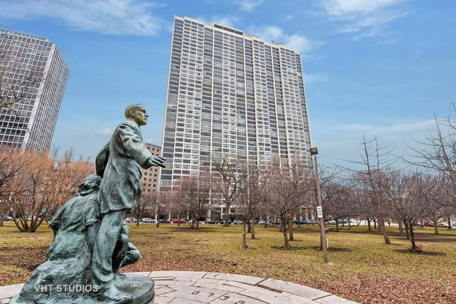 2800 N Lake Shore Drive #2616, Chicago, IL 60657 (MLS #09837448) :: Property Consultants Realty