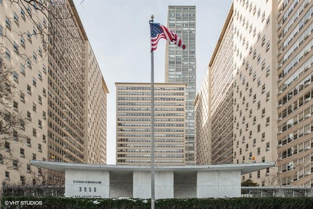 3950 N Lake Shore Drive #421, Chicago, IL 60613 (MLS #09837588) :: Property Consultants Realty