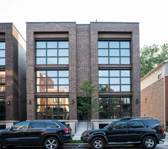 822 N Marshfield Avenue 1S, Chicago, IL 60622 (MLS #09837709) :: The Perotti Group