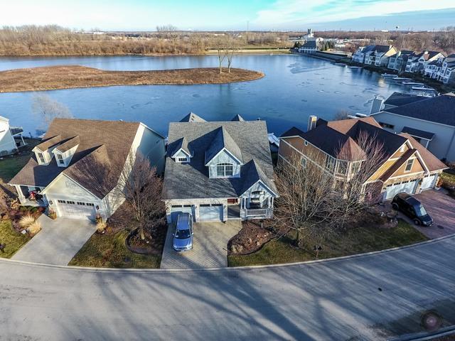 13415 Lake Mary Drive, Plainfield, IL 60585 (MLS #09837739) :: Lewke Partners