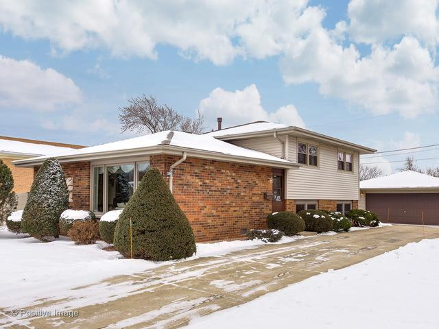 7619 173rd Place, Tinley Park, IL 60477 (MLS #09837749) :: The Wexler Group at Keller Williams Preferred Realty
