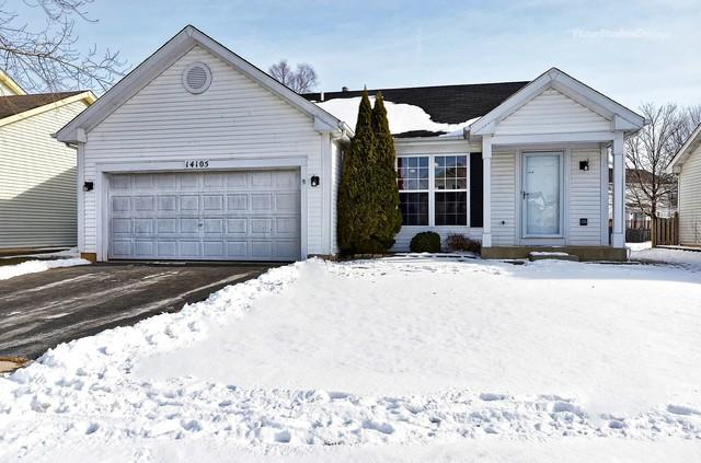 14105 S Mount Pleasant Court, Plainfield, IL 60544 (MLS #09837765) :: The Wexler Group at Keller Williams Preferred Realty