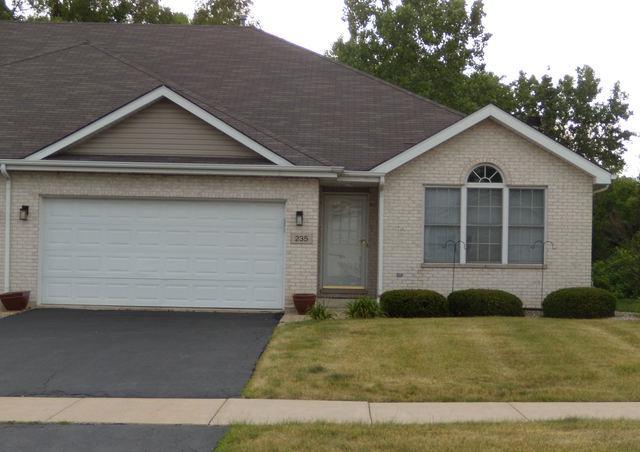 235 Hillcrest Lane, Steger, IL 60475 (MLS #09837849) :: Helen Oliveri Real Estate