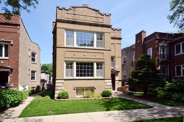 5021 N Francisco Avenue, Chicago, IL 60625 (MLS #09837856) :: Helen Oliveri Real Estate