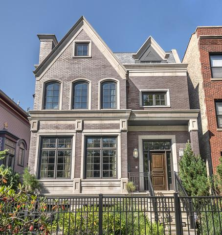 3452 N Greenview Avenue, Chicago, IL 60657 (MLS #09837978) :: Property Consultants Realty