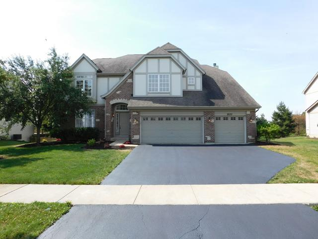 26311 Mapleview Drive, Plainfield, IL 60585 (MLS #09837980) :: The Wexler Group at Keller Williams Preferred Realty