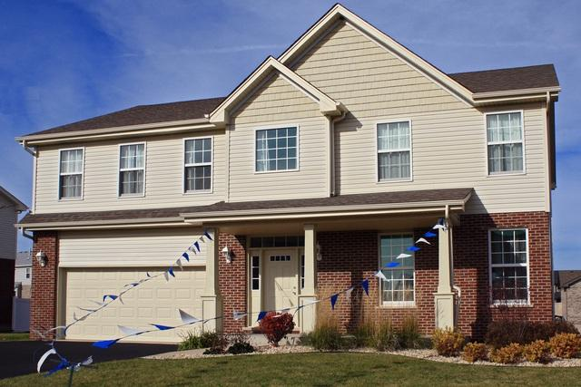 2206 Alta Vista Drive, New Lenox, IL 60451 (MLS #09837995) :: The Wexler Group at Keller Williams Preferred Realty