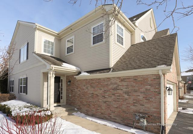 1817 Maureen Drive #1817, Hoffman Estates, IL 60192 (MLS #09838013) :: RE/MAX Unlimited Northwest