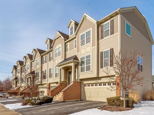 3343 Kentshire Circle, Aurora, IL 60504 (MLS #09838058) :: Property Consultants Realty